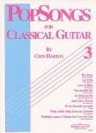 Cees Hartog: PopSongs for Classical Guitar 3