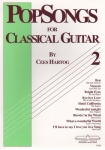 Cees Hartog: PopSongs for Classical Guitar 2