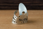 ProPik Extra Comfortable Split Wrap Finger Pick in Brass!
