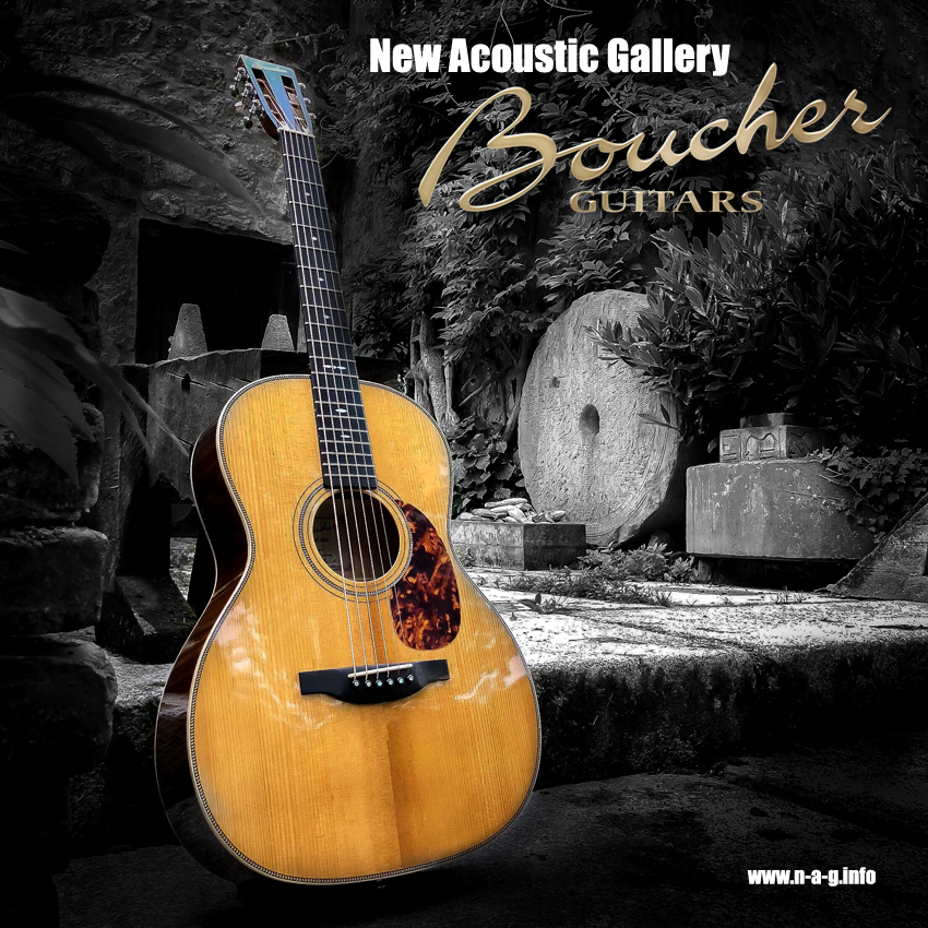 Boucher Guitars (Can)